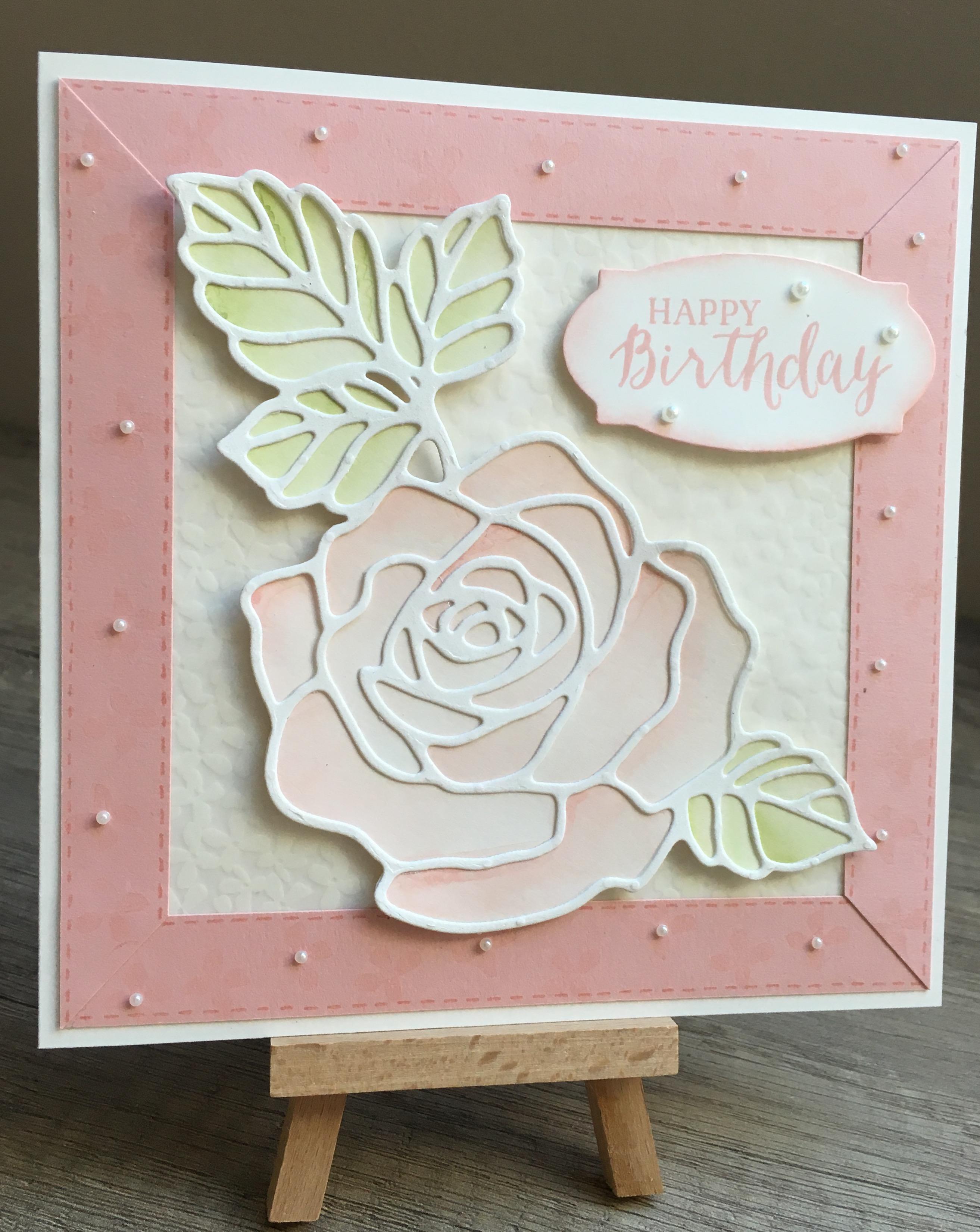 Joyeux anniversaire maman scrap with steph - Carte bon anniversaire maman ...