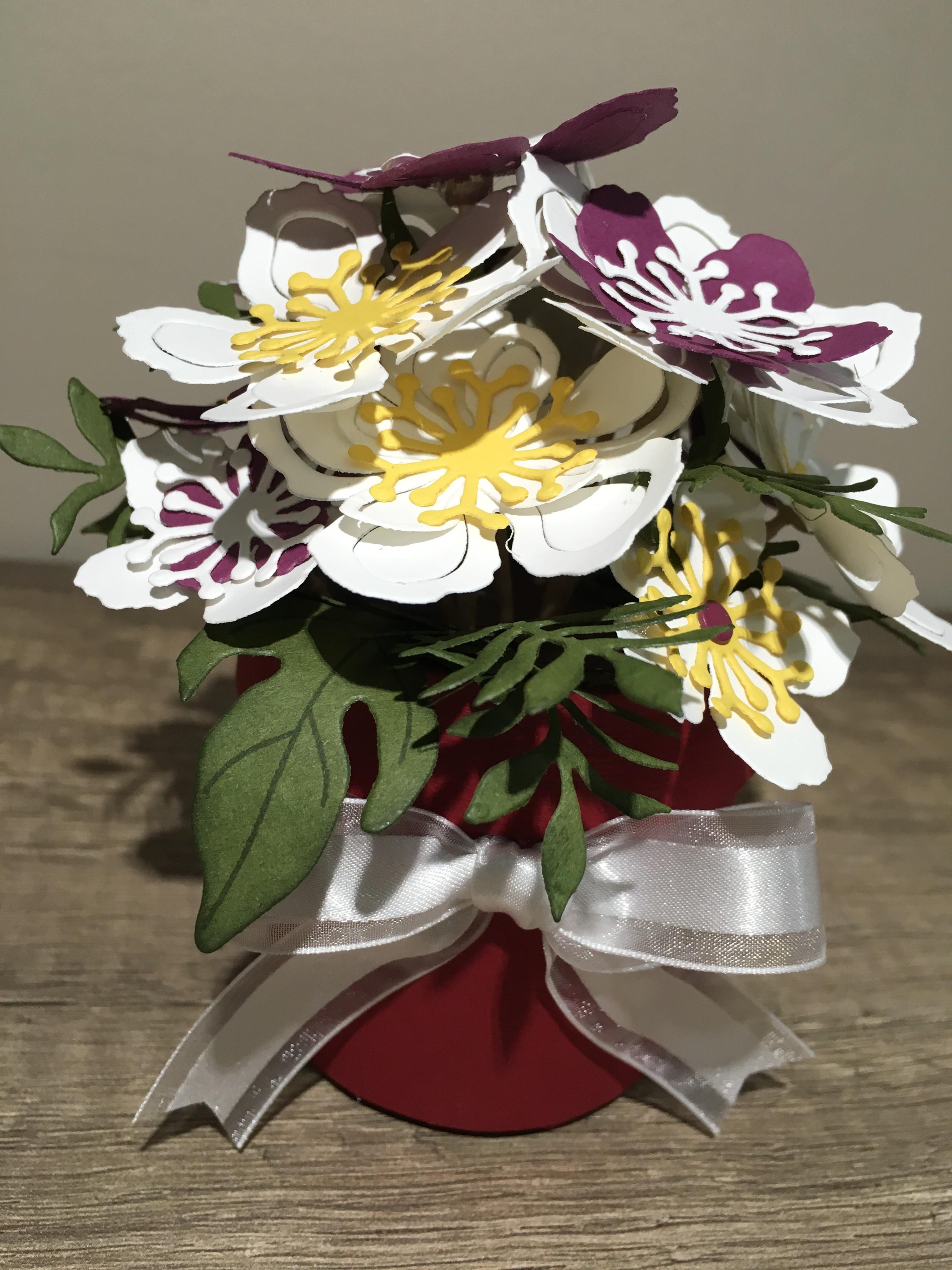 Un bouquet botanical blooms beaucoup scrap with steph for Commander un bouquet